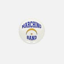 Marching Band - Fermata Mini Button (10 pack)