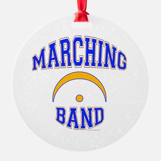 Marching Band - Fermata Ornament