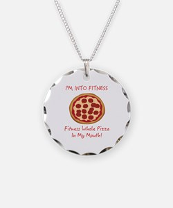 I'M INTO FITNESS, FITNESS WH Necklace