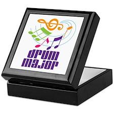 Drum Major Award Keepsake Box