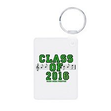 Class of 2016 - Band Nerd Keychains