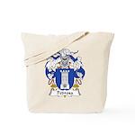 Pedrosa Family Crest Tote Bag