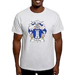 Pedrosa Family Crest Light T-Shirt
