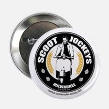 "Scoot Jockeys Milwaukee Chapter 2.25"" Button"