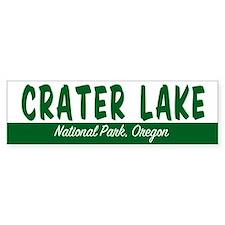 Crater Lake National Park Bumper Bumper Sticker