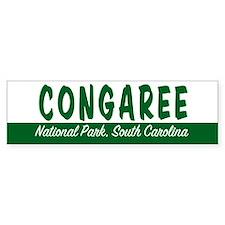 Congaree National Park Bumper Bumper Sticker