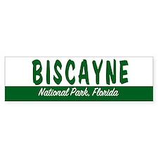 Biscayne National Park Bumper Bumper Sticker