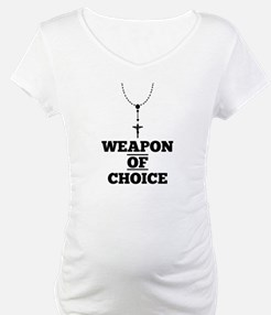 Weapon of Choice Shirt