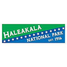 Haleakala National Park Bumper Bumper Sticker