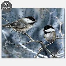 chickadee song bird Puzzle