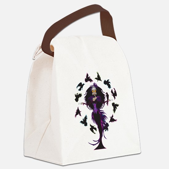 Morrigan Canvas Lunch Bag