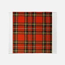 royalstewartpiece.png Throw Blanket