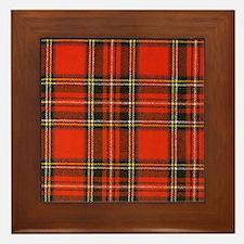 royalstewartpiece.png Framed Tile