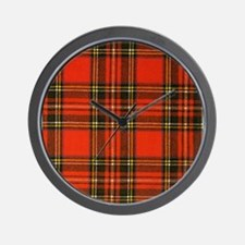 royalstewartpiece.png Wall Clock