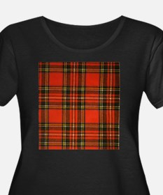 royalstewartpiece.png Plus Size T-Shirt