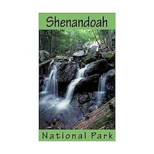 Shenandoah NP (Vertical) Rectangle Decal