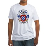 Pastrana Family Crest Fitted T-Shirt