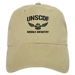 UNSCDF Mobile infantry Cap
