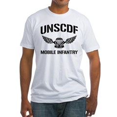 UNSCDF Mobile infantry Shirt
