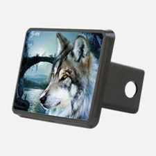 romantic moonlight wild wo Hitch Cover