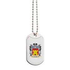 Lazaro Coat of Arms - Family Crest Dog Tags