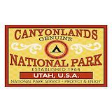 Canyonlands national park Single