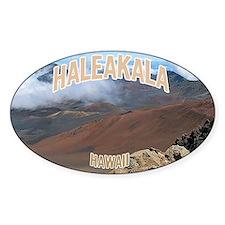 Haleakala National Park Oval Decal
