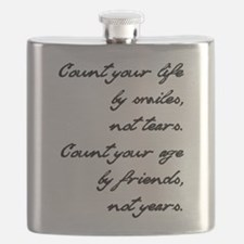 Counting Lesson Flask