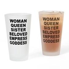 W.q.s.b.e.g. Drinking Glass