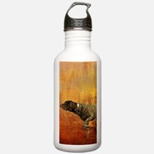 autumn hunting pointer Water Bottle