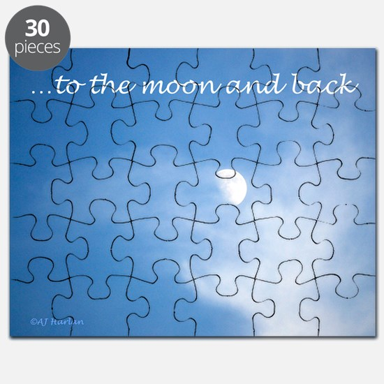 Funny Moon Puzzle