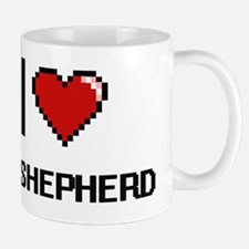 I Love My Shepherd Mug