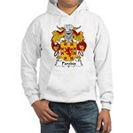 Paredes Family Crest Hooded Sweatshirt