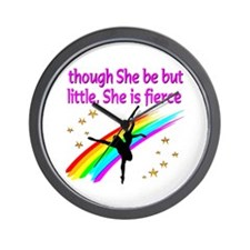 DANCER DREAMS Wall Clock
