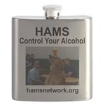 HAMS - Control Your Alcohol Flask