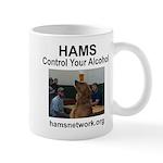 HAMS - Control Your Alcohol Mugs