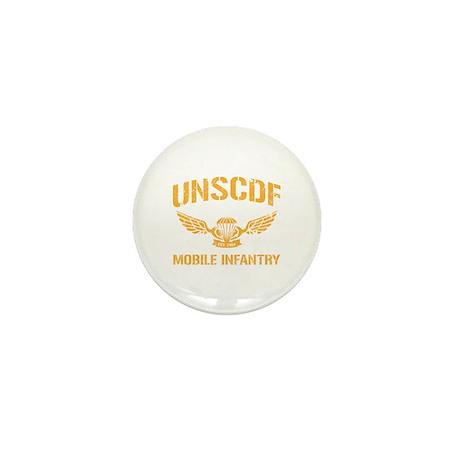 UNSCDF Mobile infantry Mini Button
