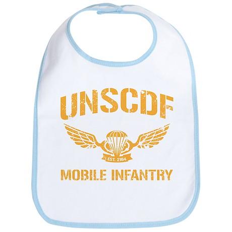 UNSCDF Mobile infantry Bib