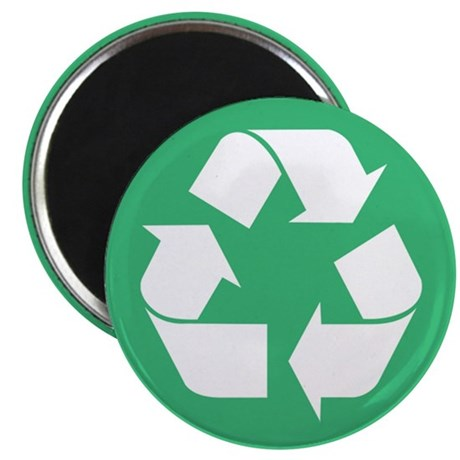 Recycle v6 Magnet