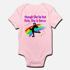 SKATING FOREVER Infant Bodysuit