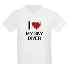 I love My Sky Diver T-Shirt