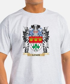 Leach Coat of Arms - Family Cre T-Shirt