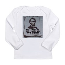 Honest Abe Long Sleeve T-Shirt