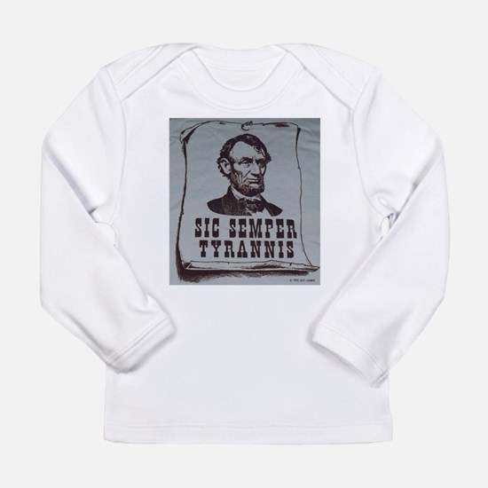 Honest Abe Long Sleeve T-Shirt