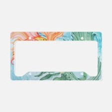 Beta Horizontal License Plate Holder