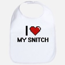 I love My Snitch Bib