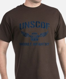 UNSCDF Mobile infantry T-Shirt