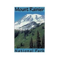 Mount Rainier National Park (Vertical) Rectangle M
