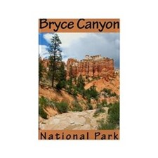 Bryce Canyon National Park (V Rectangle Magnet