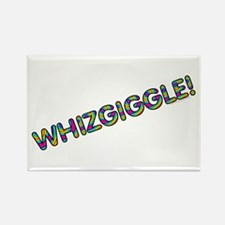 Whizgiggle! Rectangle Magnet